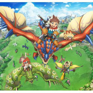0 Monster Hunter Stories
