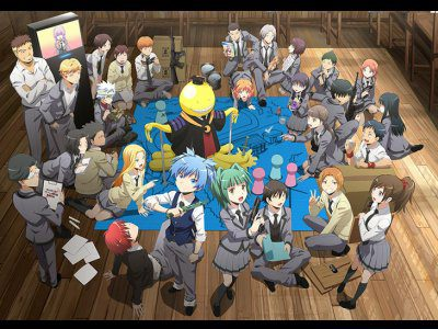 0assassination classroom 2