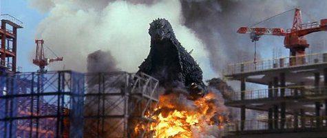 - Godzilla distrugge Tokyo! -