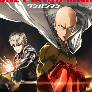 0one punch man