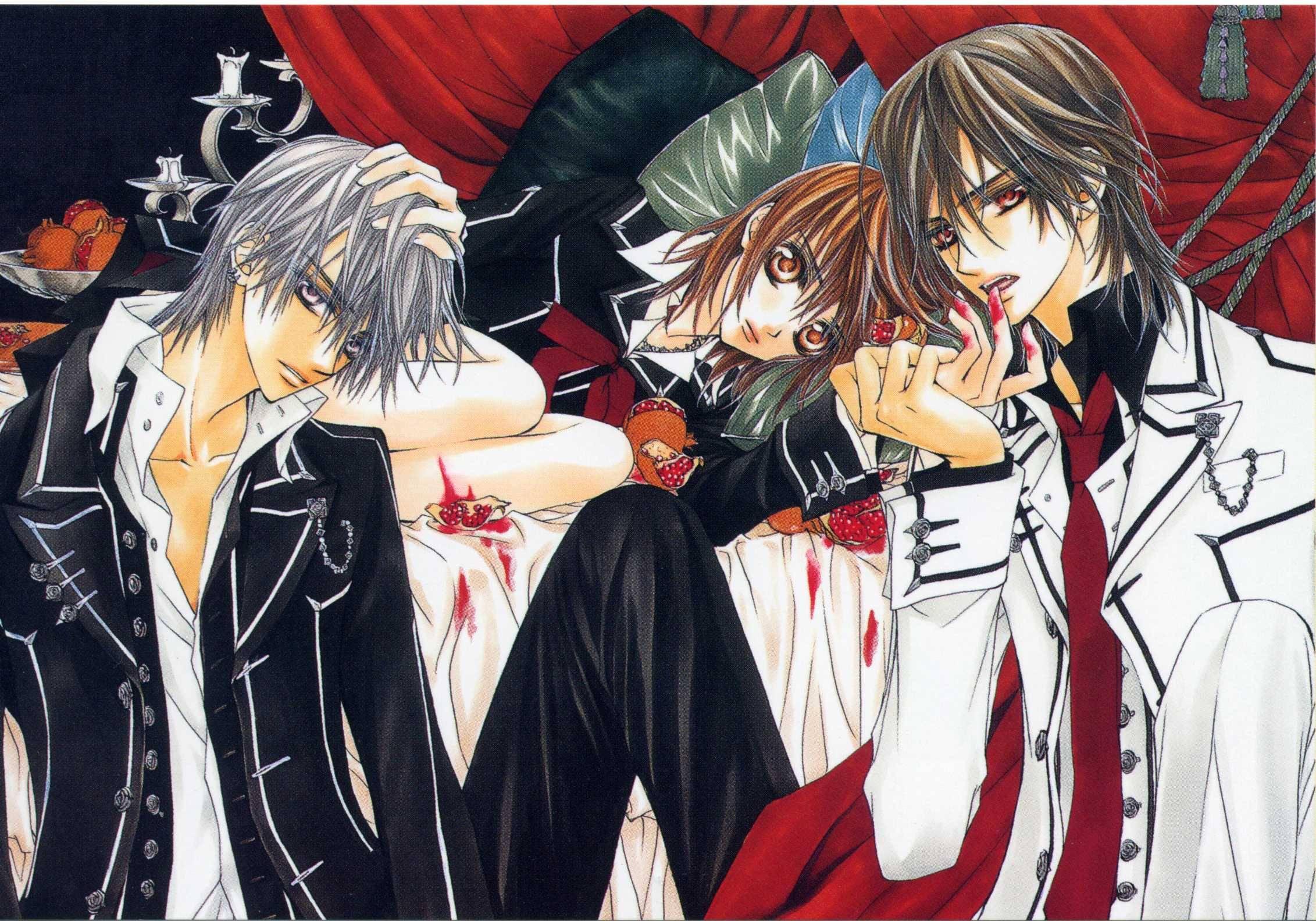 manga – VAMPIRE KNIG...