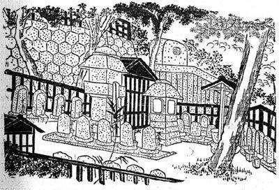 Le tombe dei quarantasette Rônin a Sengakuji