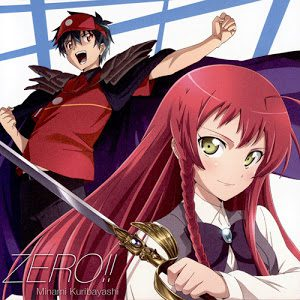 Hataraku Maou-sama! OP Single - ZERO!!