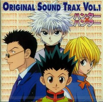 Hunter X Hunter Original Soundtrack 1
