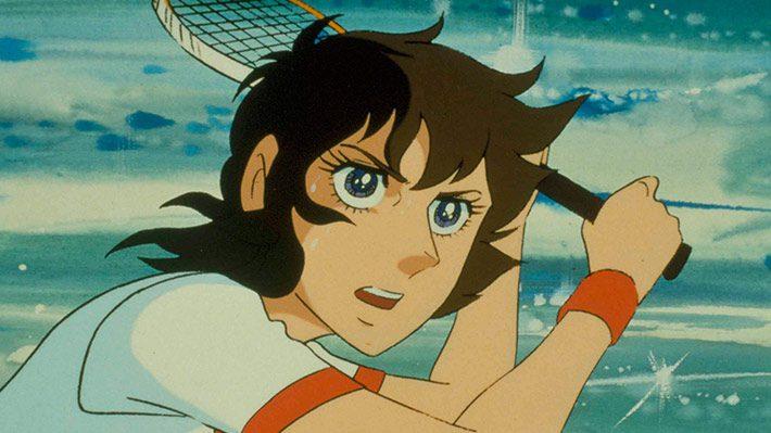 Anime jenny la tennista ace o nerae! di osamu dezaki