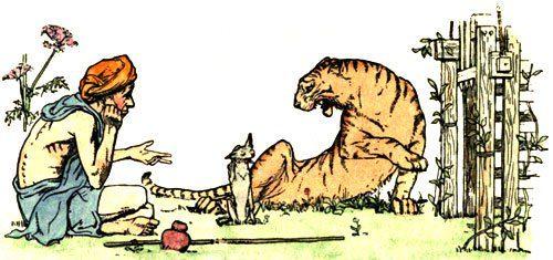 La tigre, il bramino e lo sciacallo