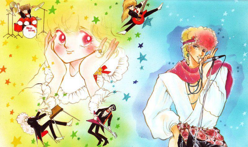 Manga love me knight kiss licia aishite