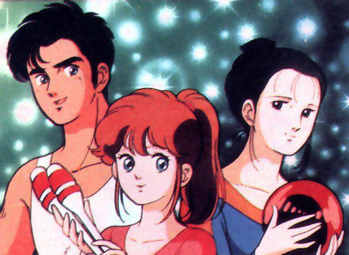 Anime hilary la leggenda di hikari no densetsu