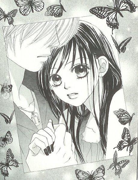 Manga lui il primo amore kare first love di kaho - Affacciati alla finestra amore mio ...