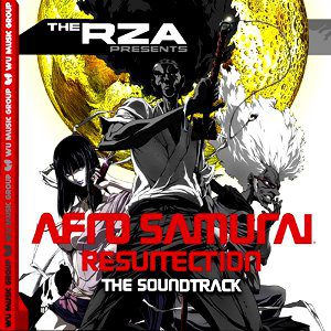 afro samurai movie ost