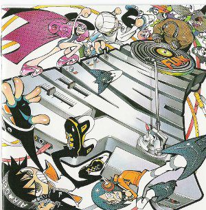 airgear ost1