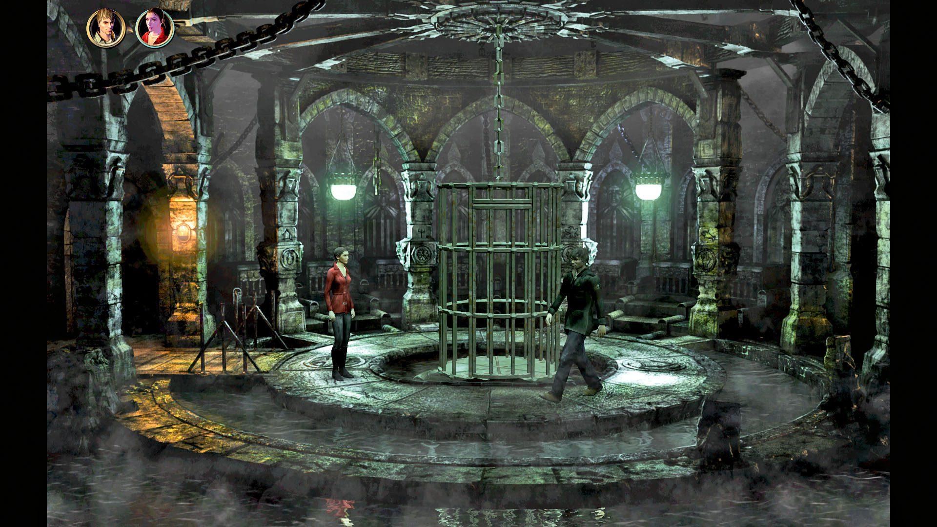 La maledizione del castello 1997 full vintage movie - 3 part 9