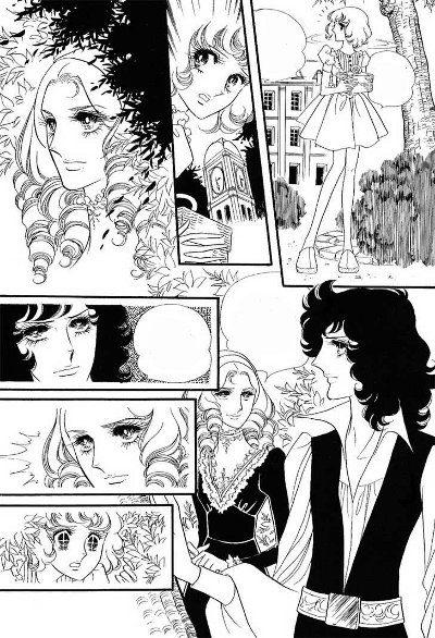 Manga Caro Fratello Oniisama E Di Riyoko Ikeda 187 Il