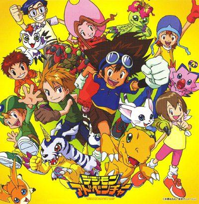 Digimon e Digiprescelti