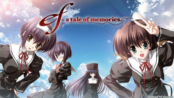 壁紙、Ef: A Tale of Memories、アニメ、ダウンロード、写真