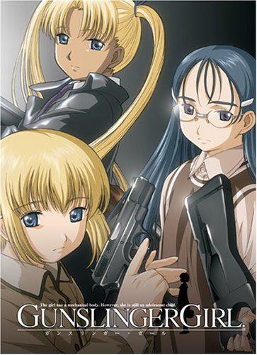 Gunslinger girl anime
