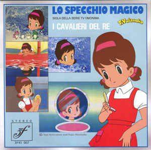 Testo sigle italiane lo specchio magico himitsu no akko - Lo specchio ti riflette testo ...