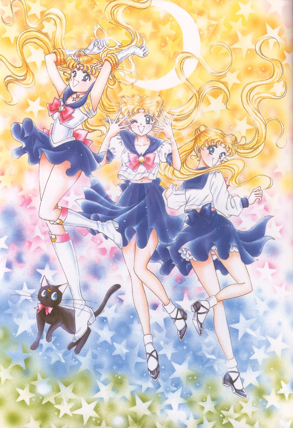 manga – SAILOR MOON (Bishojo Senshi Sailor Moon – Pretty ...