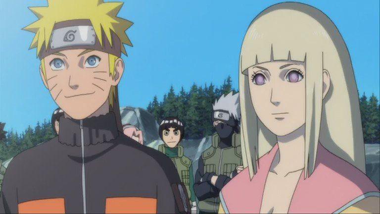 anime - NARUTO SHIPPUDEN: L'ESERCITO FANTASMA (Gekijouban ...