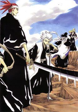 Shinigami forma umana da Bleach