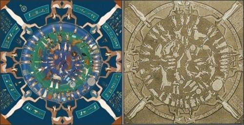 zodiaco dendera